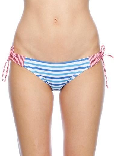 T-Box Bikini Lacivert